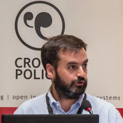 Michael Psallidas,Crowdpolicy